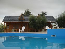 piscina en Complejo Vistalba